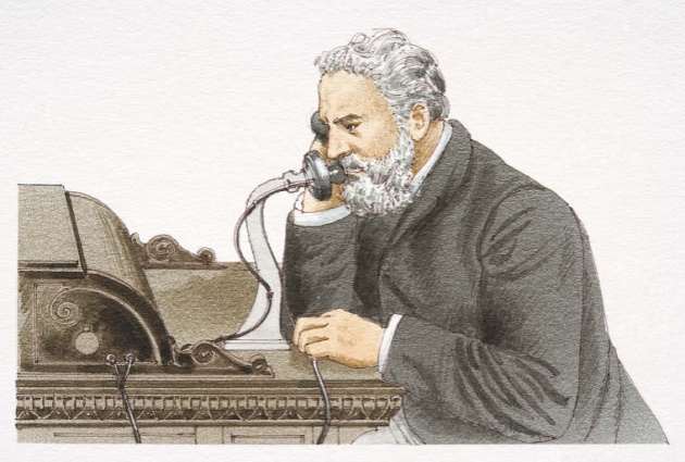 The telephone invention